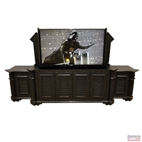 Traditional Irvington Avenue TV Lift Cabinet