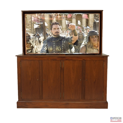 Traditional Ridgeland TV Lift Cabinet