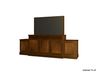 Transitional Dakota TV Lift Cabinet