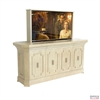 "65"" TV Lift Cabinet - Transitional Imperial (SC)"