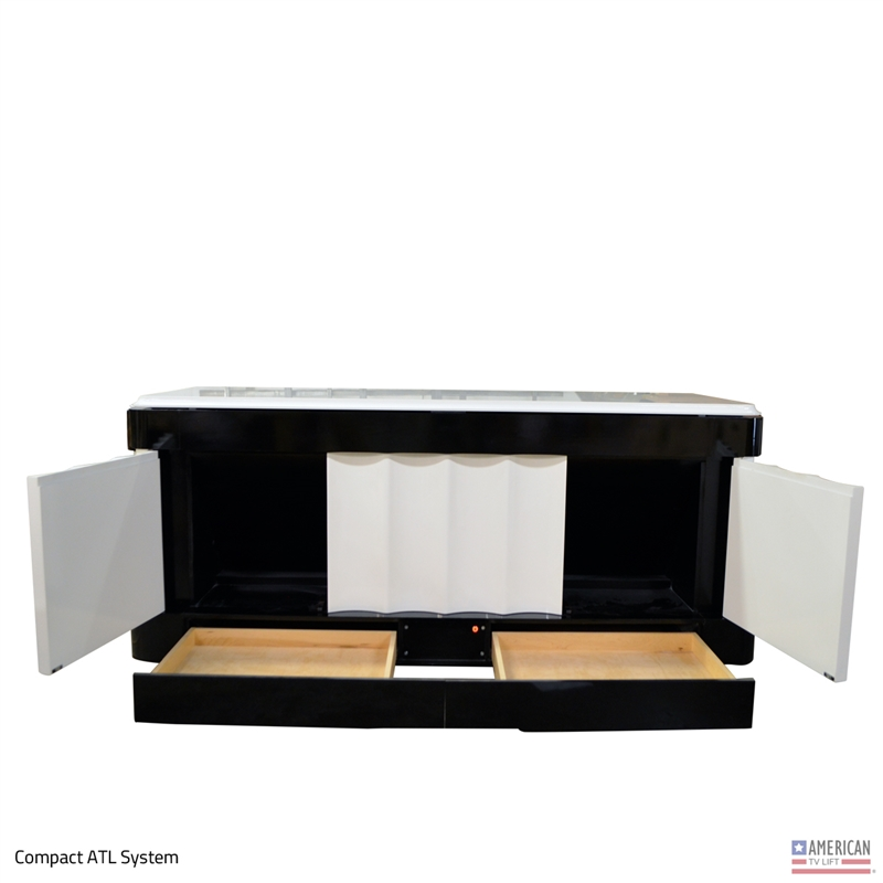 Art deco kanno jukebox tv lift cabinet - Deco tv ...