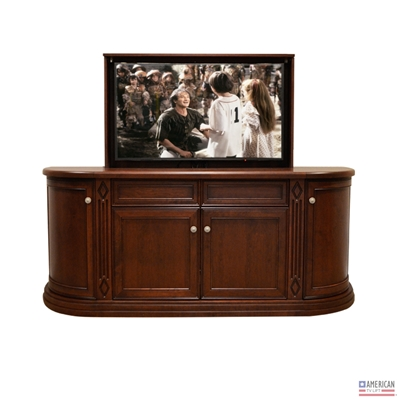 Transitional Palmdale TV Lift Cabinet