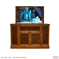 Transitional Eastport S TV Lift Cabinet