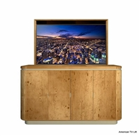 Modern Ontario TV Lift Cabinet