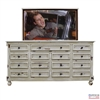 French Country Coventry TV Lift Cabinet