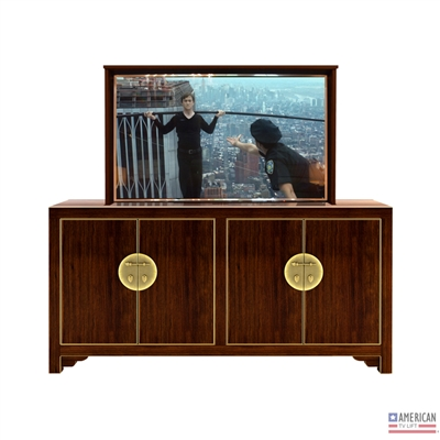Modern Ming TV Lift Cabinet