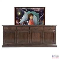 Traditional Berkshire TV Lift Cabinet