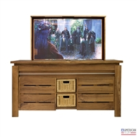 Modern Westerly TV Lift Cabinet