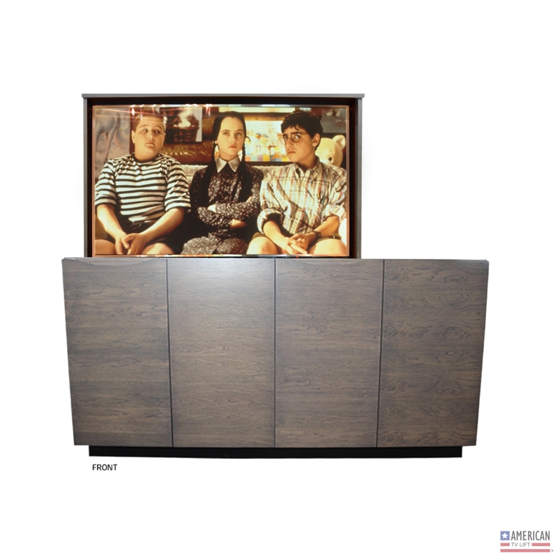 Modern Rushmore Tv Lift Cabinet