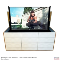 Modern Carolina TV Lift Cabinet