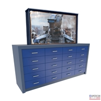Modern Fairbanks TV Lift Cabinet