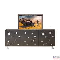 Modern Constellation TV Lift Cabinet