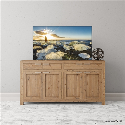 Modern Kingston TV Lift Cabinet
