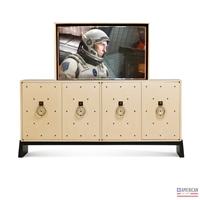 Modern Princeton TV Lift Cabinet