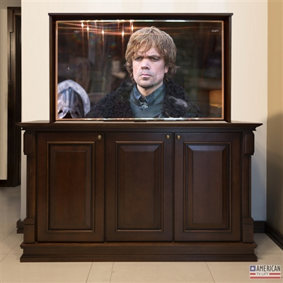 Traditional Chapel Hill TV Lift Cabinet