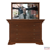 Traditional Lexington TV Lift Cabinet