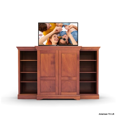 Traditional Benton TV Lift Cabinet