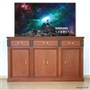 Traditional Van Buren TV Lift Cabinet