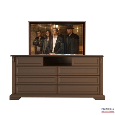 Traditional Scottsbluff  TV Lift Cabinet