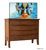 Transitional Ashland TV Lift Cabinet