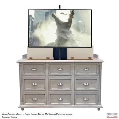 Traditional Sky TV Lift Cabinet