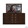 Modern Benson TV Lift Cabinet
