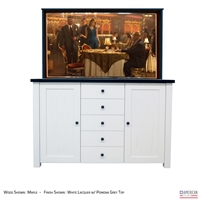 Traditional Pomona TV Lift Cabinet