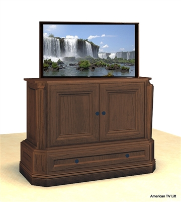 Traditional Legacy Tv Lift Cabinet