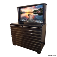 Modern Atlantic TV Lift Cabinet