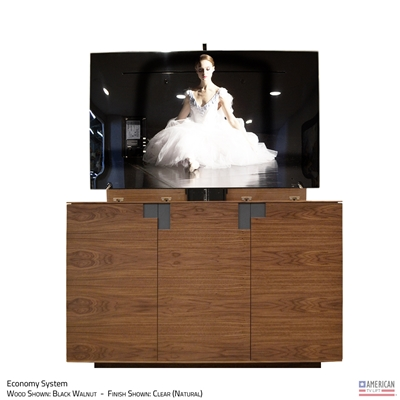 "55"" TV Lift Cabinet - Modern Honolulu (SC)"