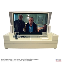 "55"" TV Lift Cabinet - Modern Ultra (SC)"