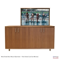 "55"" TV Lift Cabinet - Modern Taylor (DS)"