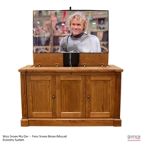 "50"" TV Lift Cabinet - Traditional Jefferson"