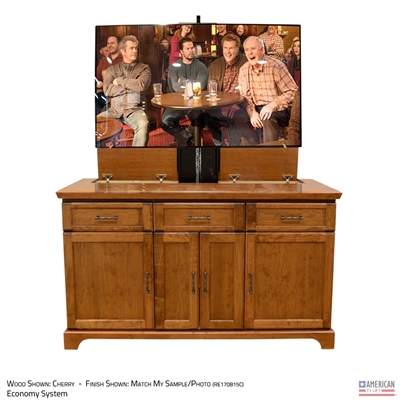 "50"" TV Lift Cabinet - Traditional Easton SD (SC)"