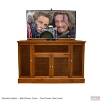 "65"" TV Lift Cabinet - Transitional Eastport (SC)"