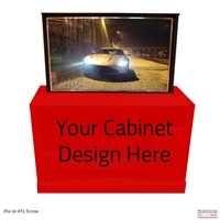 Your Cabinet Design TV Lift System