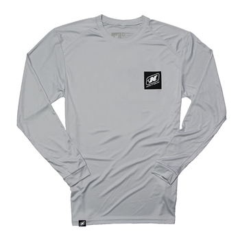 Arc LS Performance Tee - Grey