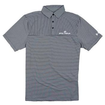 Under Armour Playoff Polo - Black / Grey / White