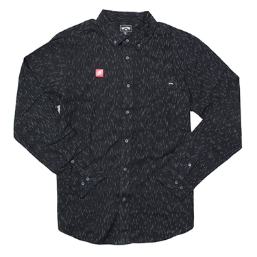 Billabong All Day LS Shirt - Black