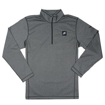 Men's North Face 1/4 Zip Tech Fleece - Asphalt