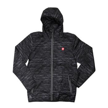 Nautique Ozone Windbreaker Jacket - Carbon Mix