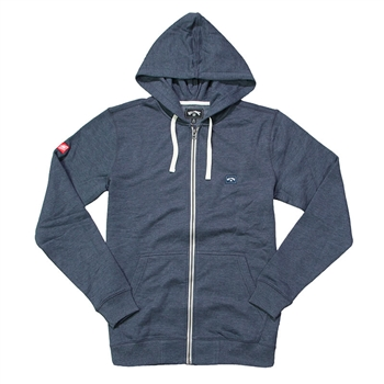 Billabong All Day Zip Hoodie - Navy