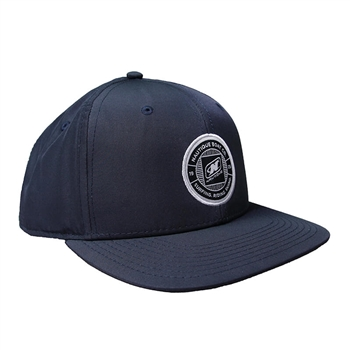 Nylon Performance Cap - Navy
