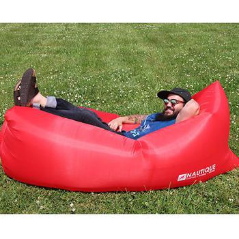 Outdoor Air Couch - Red