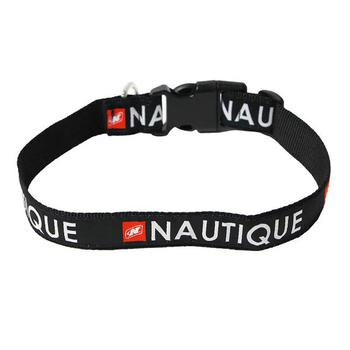 Nautique Dog / Pet Collar - Black