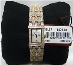 Wittnauer Women's Swarovski Crystal Watch 12L27