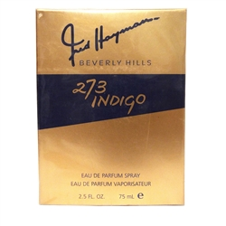 273 Indigo By Fred Hayman Beverly Hills Eau De Parfum Spray 2.5 oz