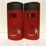 Thierry Mugler B Men Hair & Body Shampoo 3.5 oz 2 Pack