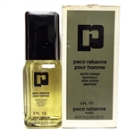 Paco Rabanne Pour Homme After Shave Atomizer 3 oz
