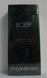 Body Kouros Cologne After Shave Lotion by Yves Saint Laurent 3.3oz